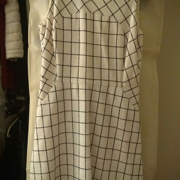J. Crew Dresses & Skirts - Wool windowpane dress